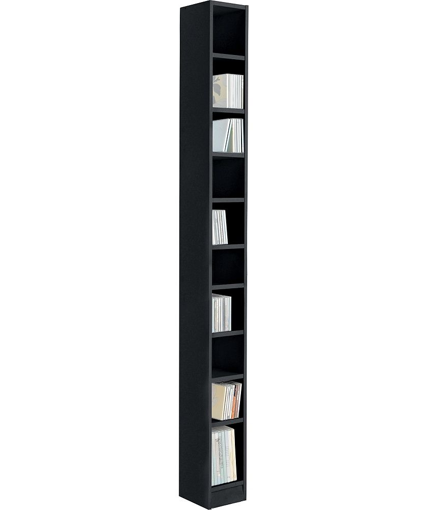 Ordinaire Buy Maine Tall DVD And CD Media Storage Tower   Black Ash Effect At  Argos.co.uk   Your Online Shop For CD, Video And DVD Storage.