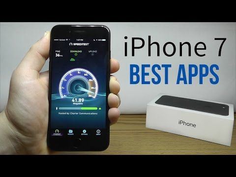 Best Free Apps for iOS 10 & iPhone 7 Complete List
