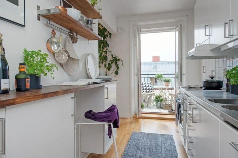 Design Keuken Decoratie : Keukendecoratie idee u de charme van de scandinavische keuken