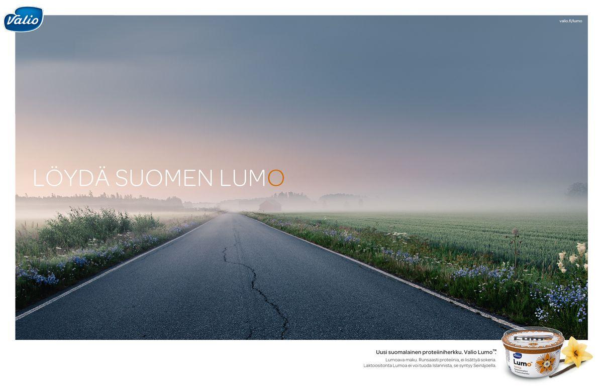 Löydä Suomen Lumo / Valio