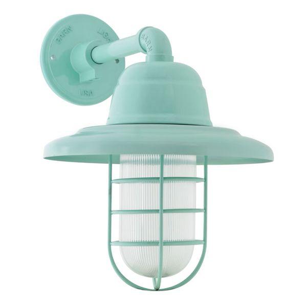Barn Light Originals: Atomic LED Wire Guard Sconce
