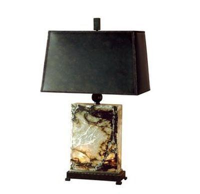 Uttermost 26901 Marius Marble Table Lamp