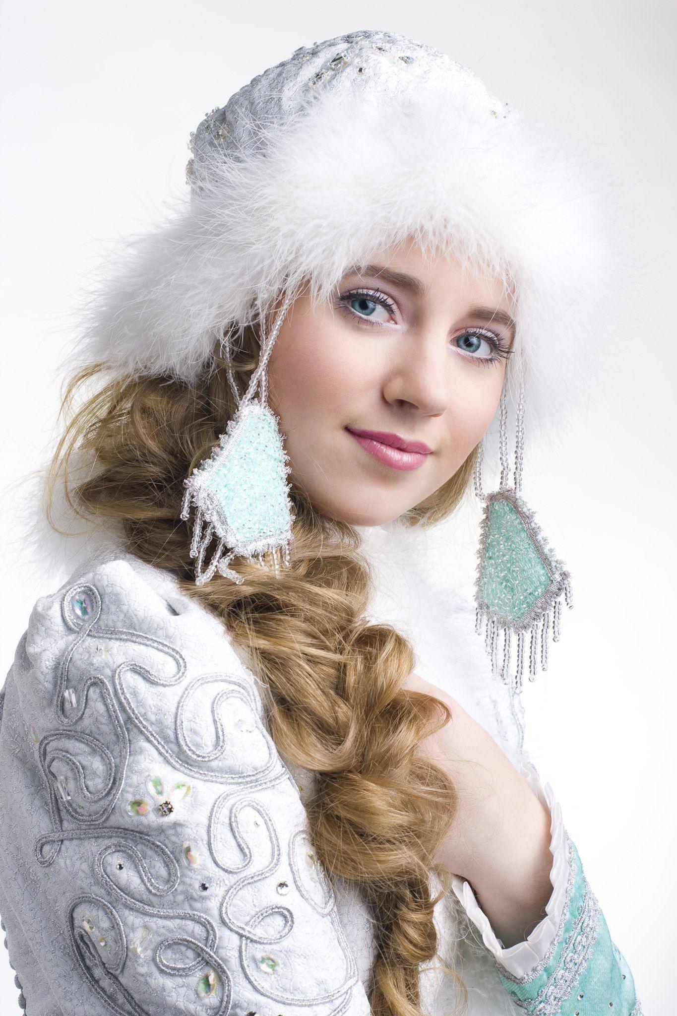 Смотреть фото русские снегурочки фото 498-705
