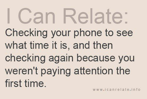 i do this too often... a little embarrassing