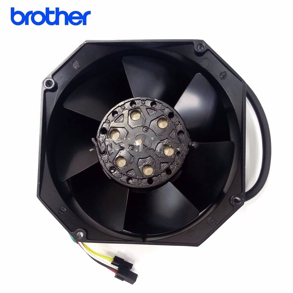 New Brother Machine Spindle Motor Fan Tar76r H3 Ac220v 5 Wire 400mm Protrak Gooseneck Wiring Diagram Leght Cable