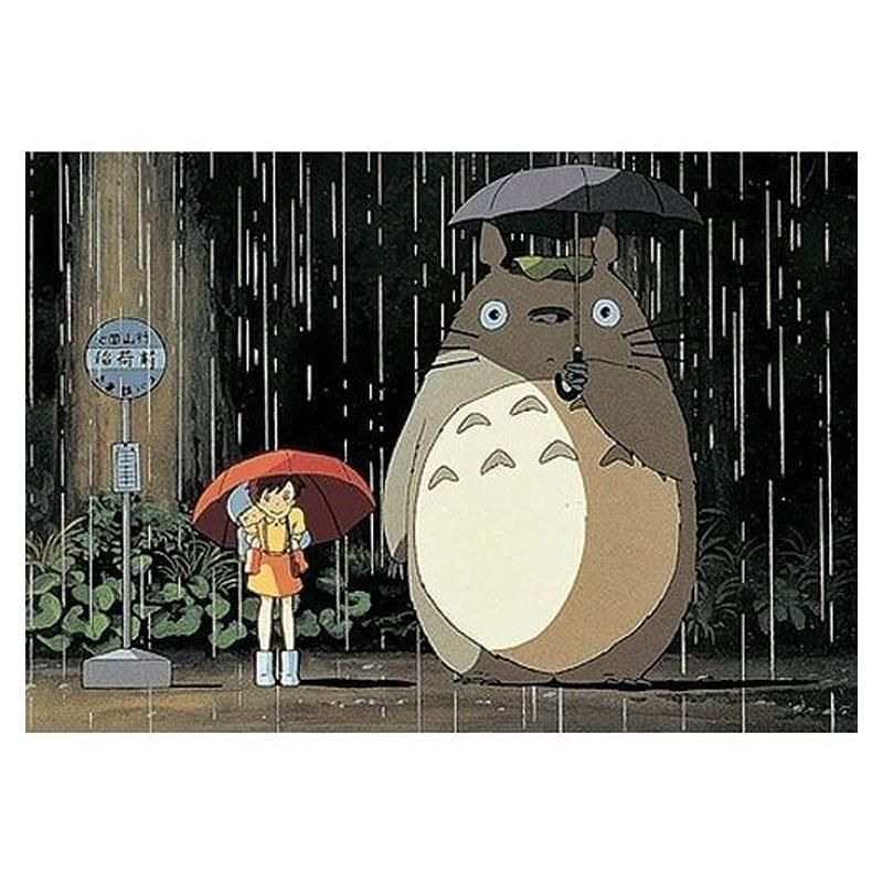 My Neighbor Totoro Waiting At The Bus Stop Google Search With