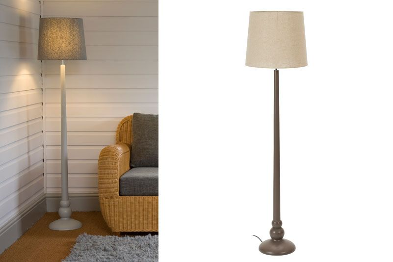 Floor Lamp Base Custom Vienna Floor Lamp  Farrow & Ball Colours  Pr Home  Home Decor Design Inspiration