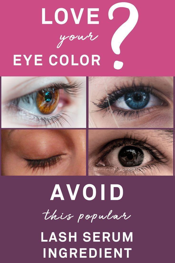 Love Your Eye Color? Stay Away From This Popular Lash Serum Ingredient!#lashgoals #vegalash #lashgrowth #longlashes #longereyelashes#veganbeauty #crueltyfree #crueltyfreebeauty #naturalbeauty #vegamour #EyeMakeupHowToDo