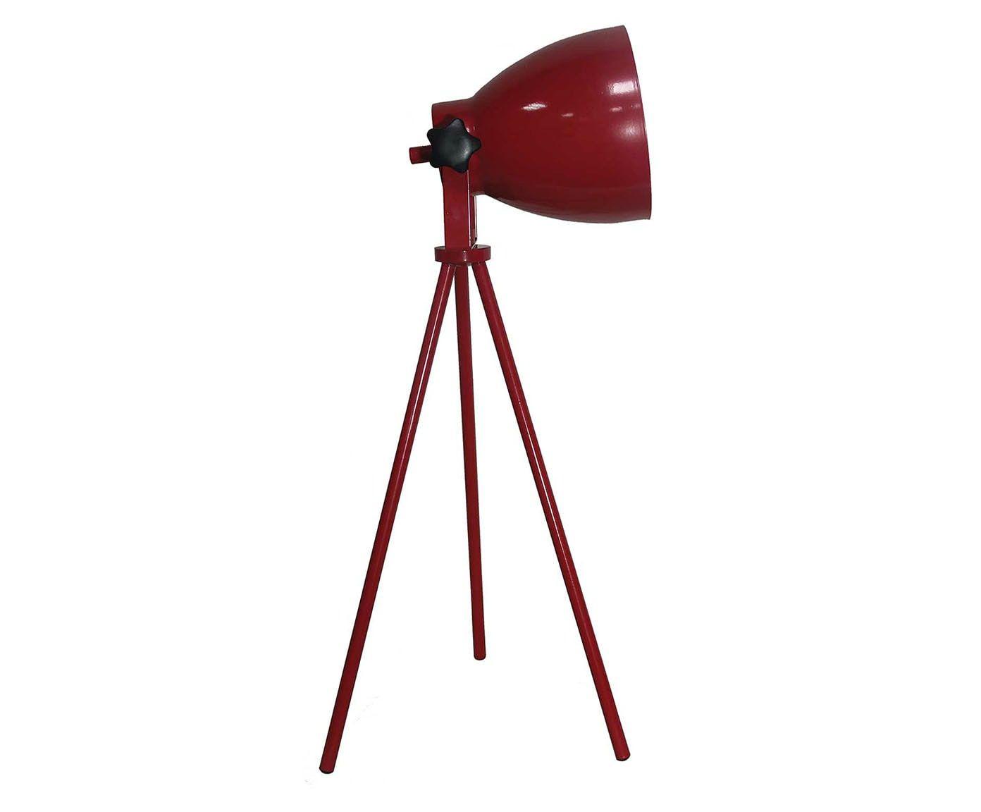 Luminária de Mesa Chuam Bivolt - 19X55X15cm | Westwing - Casa & Decoração
