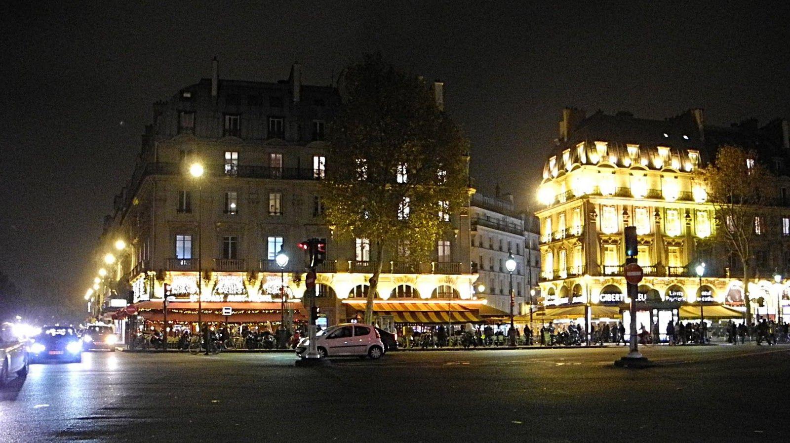 paris at night images | le blog de theoliane: Paris by night