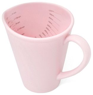 Girly Useful All in One Measuring Jug...