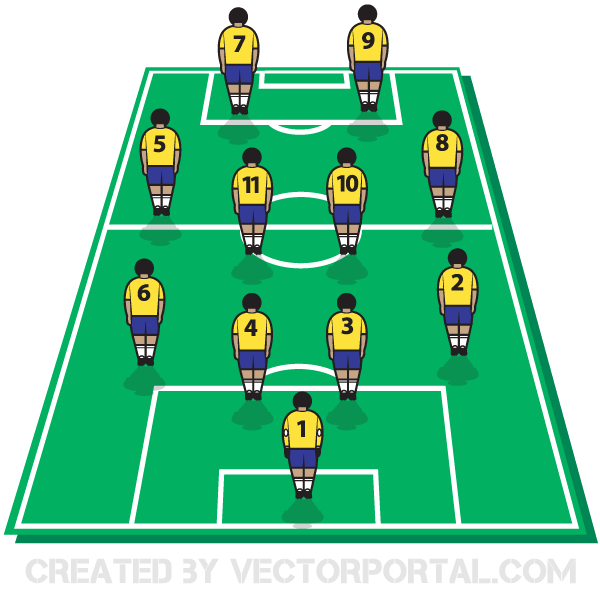 Usa Soccer Team Formation