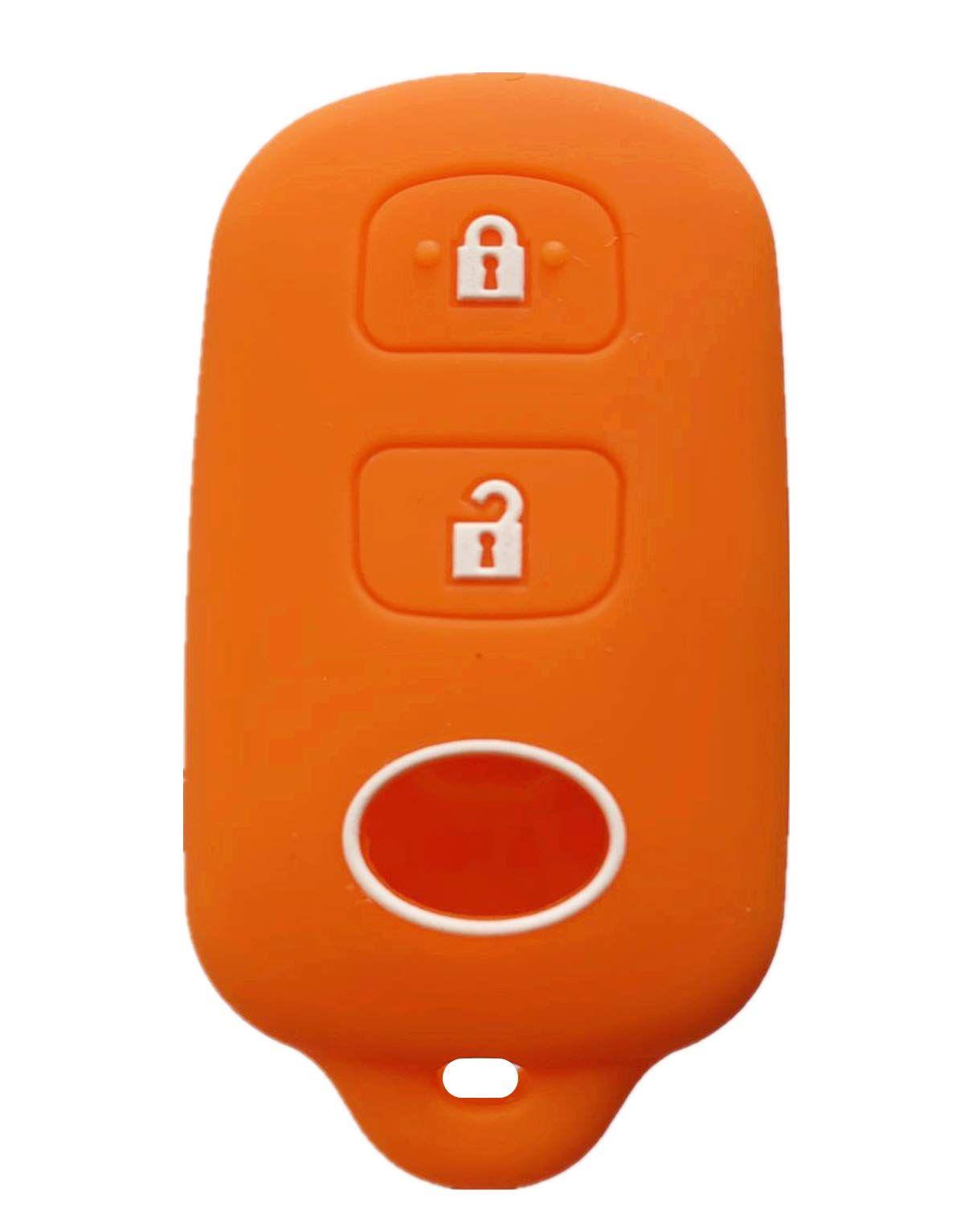 Rpkey Silicone Keyless Entry Remote Control Key Fob Cover Case Protector For Scion Xa Xb Toyota Celica Echo Fj Cruiser Highlande In 2020 Fj Cruiser Toyota Celica Yaris