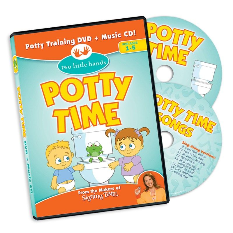 from the makers of Signing Time Potty Time DVD and Music CD giveaway @Mommy and Me Book Club (entries taken until 3/20/2012)