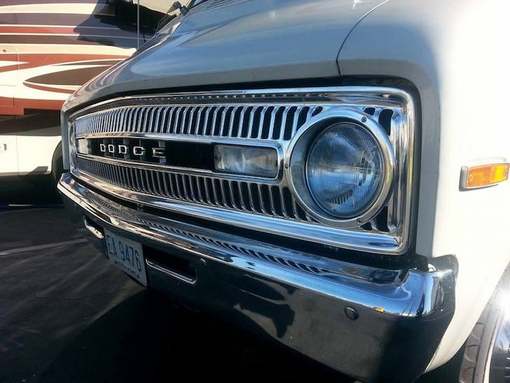Front bumper and grill