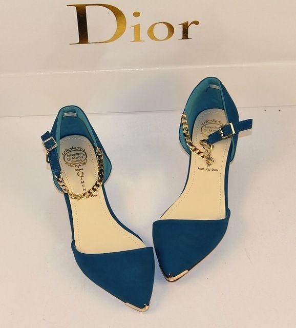 fa46fb447cc  ♡ icycouture00 ♡   Sapatos Dior