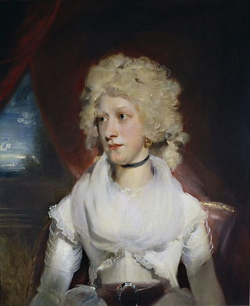 Miss Marthe Carr (Thomas Lawrence)