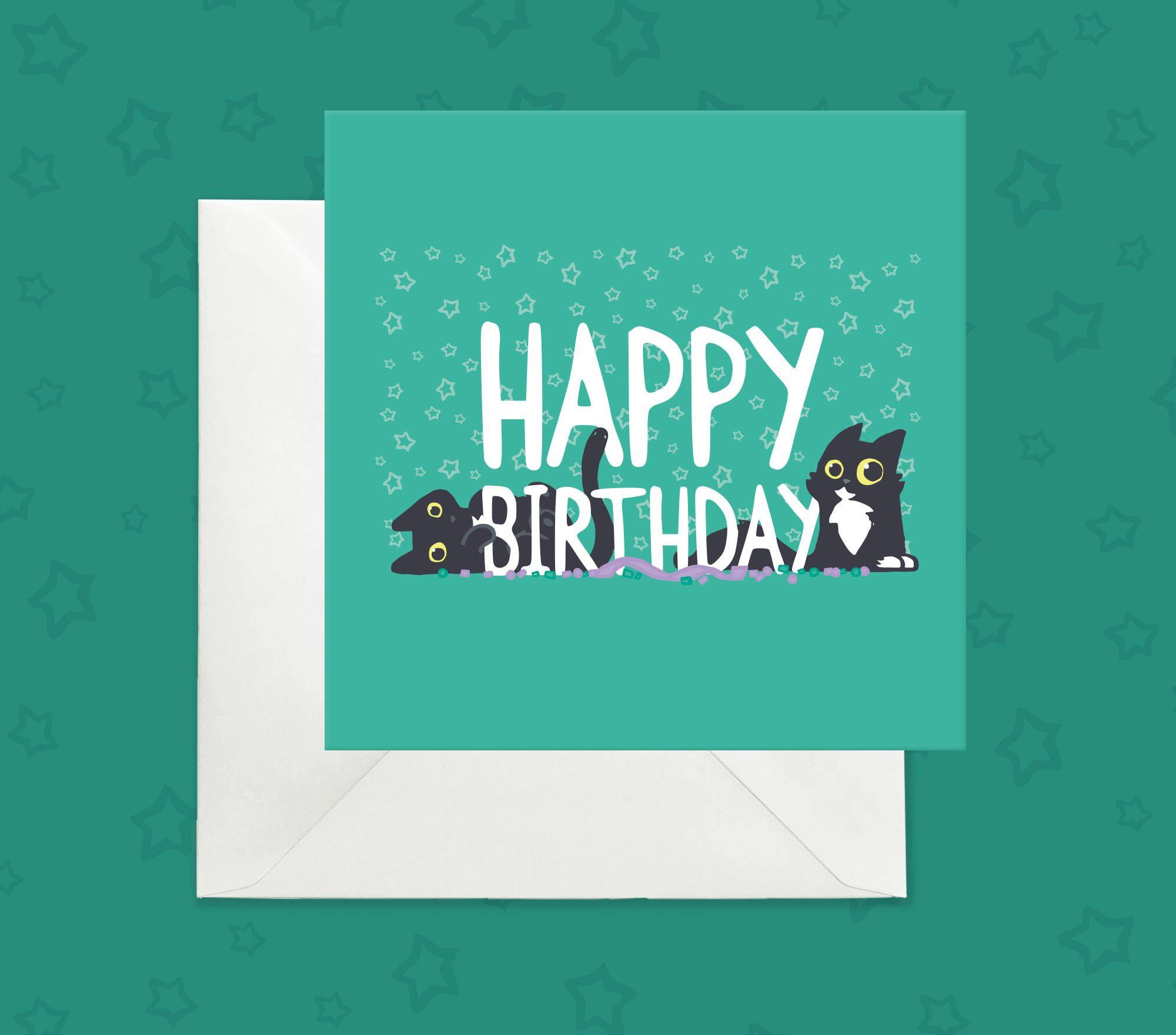 Decent Birthday Card Happy Birthday Greetings Happy Birthday Cards Birthday Wishes