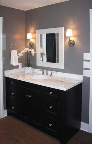 chocolate cabinets design, pictures, remodel, decor and