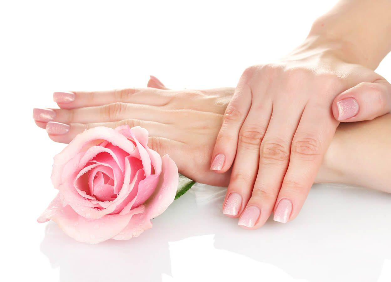 Classic and Express CND Shellac Spa Manicure Services at