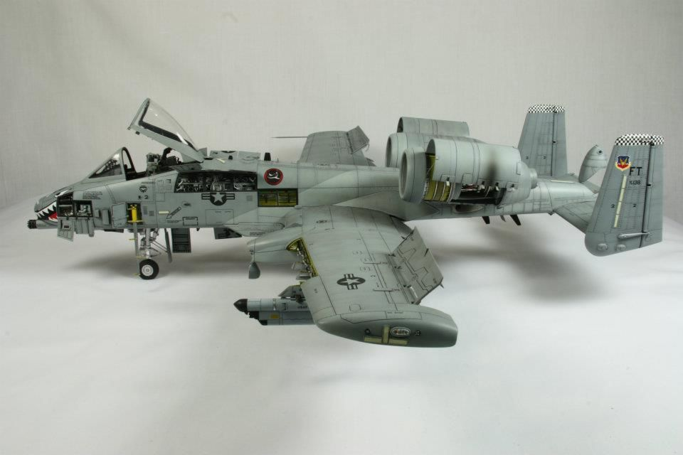 30 Trumpeter A 10 Ideas Trumpeter Aircraft Modeling Model Airplanes