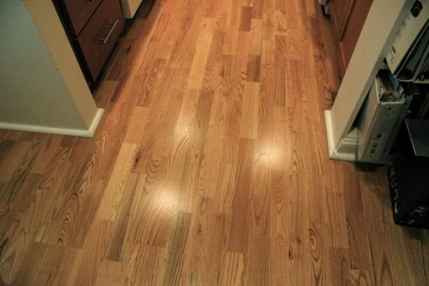 How To Install Hardwood Flooring In A Kitchen Engineered Wood