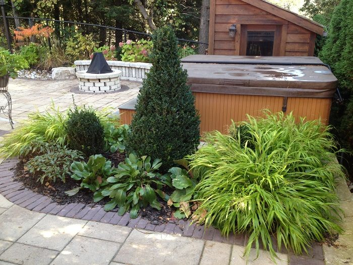 Low maintenance front yard landscaping small corner for Small corner garden ideas