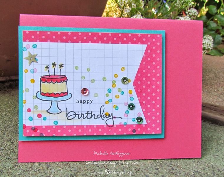 Endless Birthday Wishes Meets Project Life By Michvan3 Cards And
