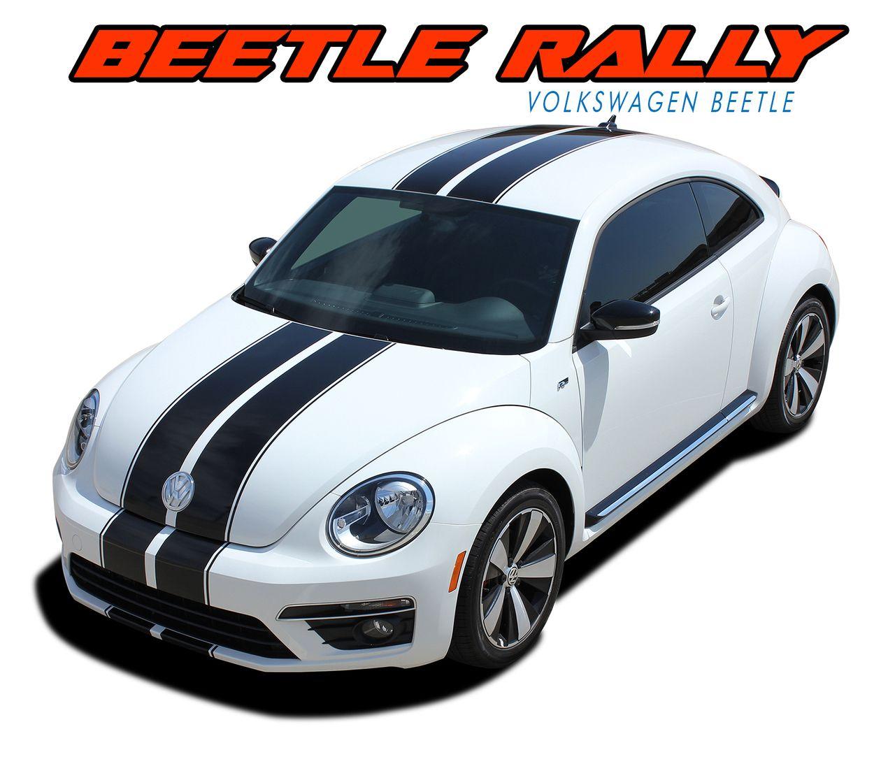 BEETLE RALLY : 2012-2019 Volkswagen Beetle Complete Bumper