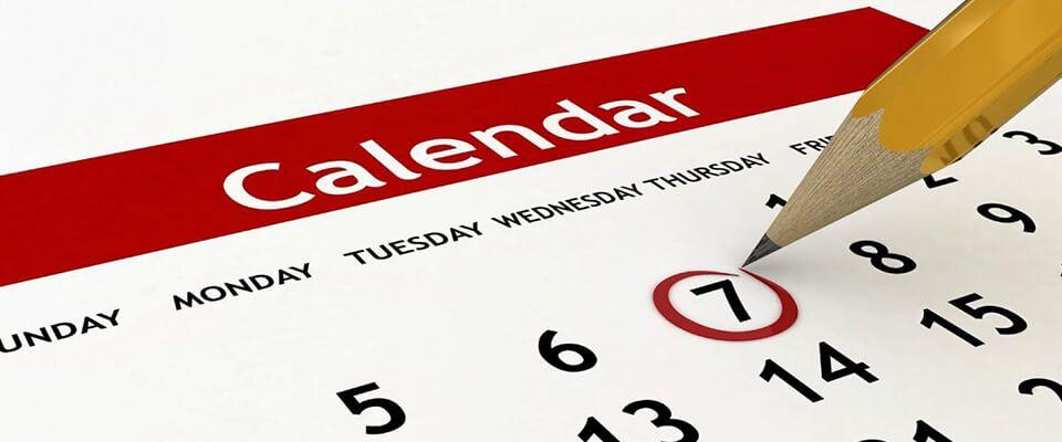 カレンダー 排卵日 計算