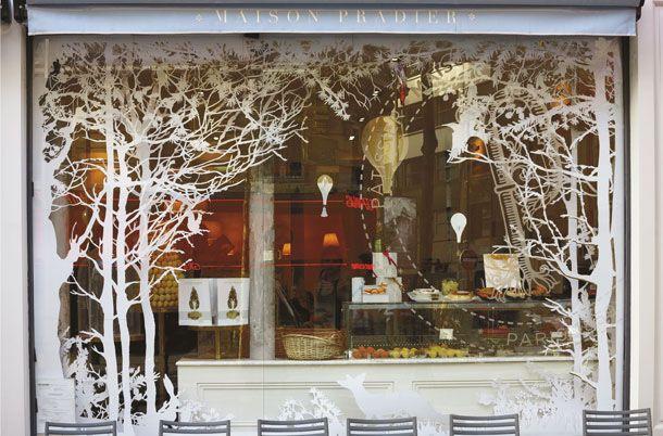 Decoration vitrine coupe du monde for Deco laser maison