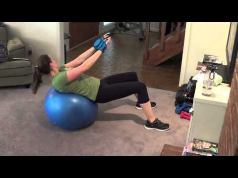 ChaLEAN Extreme Extreme Core Circuit (Full Workout