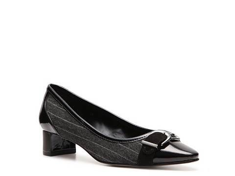78861cfb1055 Ditto by VanEli Hewie Pump Wide Width Women s Shoes - DSW