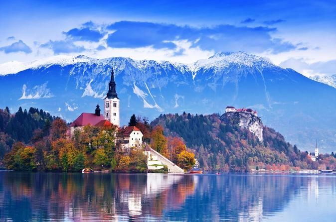 Ljubljana And Bled The City Of Dragon And Alpine Beauty Day Trip From Zagreb Lake Bled Tourist Spots Croatia Tours