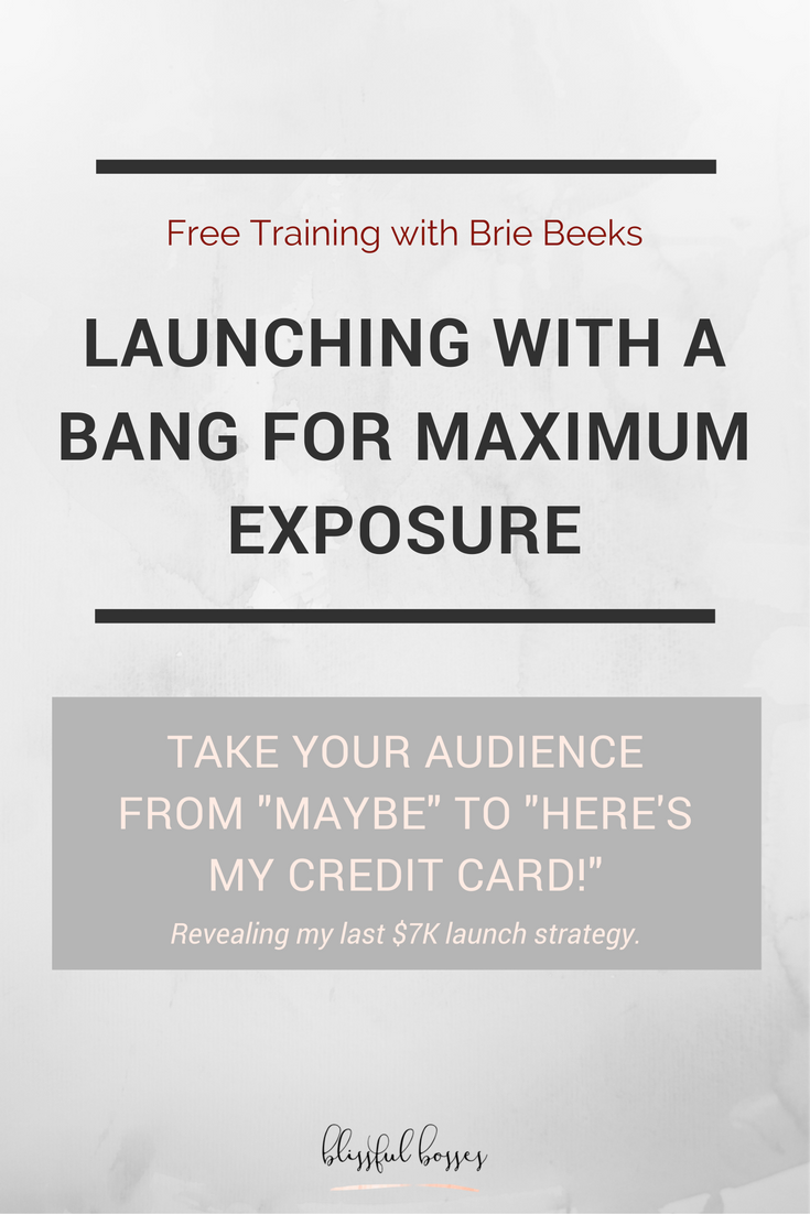 Launch your next program in your online business for maximum ...