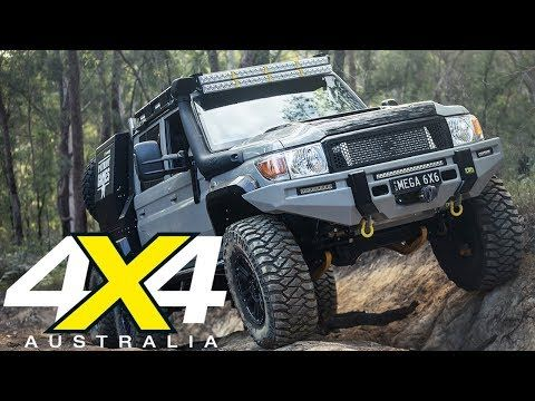 Patriot Campers' 6x6 Land Cruiser 79 Series review | Archie