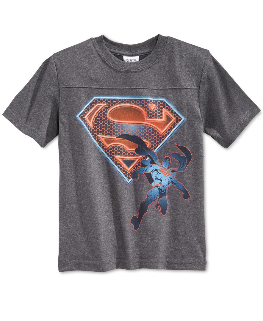 Warner Brothers Little Boys' Superman T-Shirt
