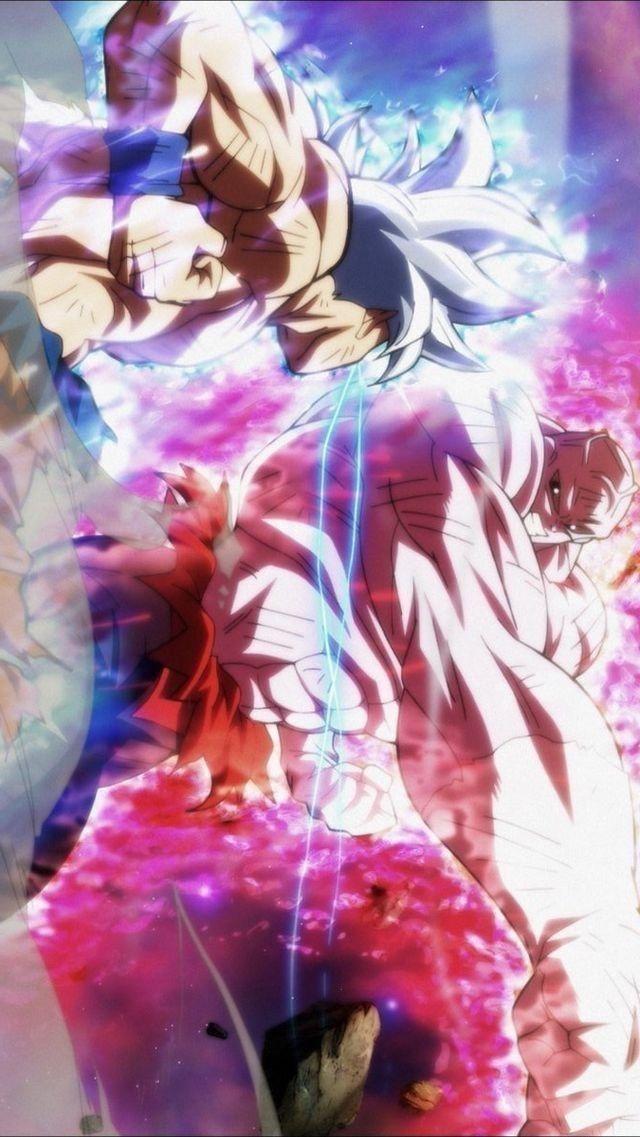 Goku Ultra Instinto Perfecto Vs Jiren Anime Dragon Ball Super Dragon Ball Goku Dragon Ball Super Manga