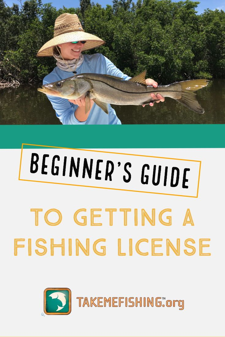Beginners guide to getting a fishing license boating