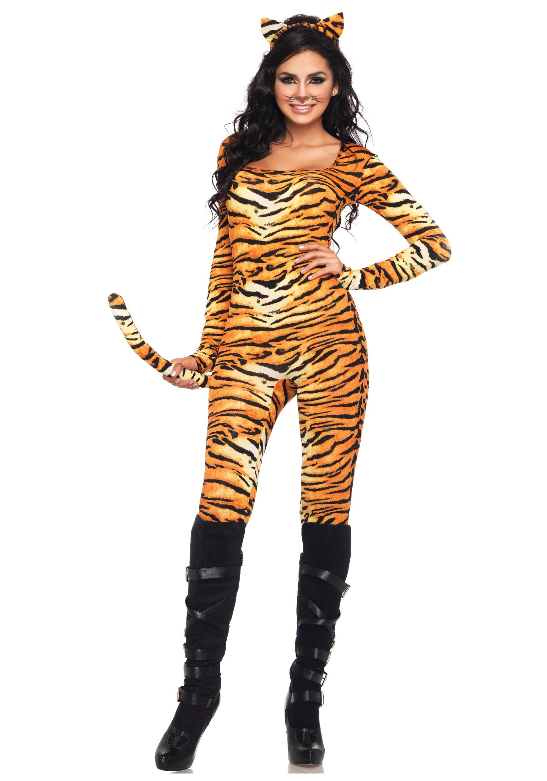 circus themed costume tiger  sc 1 st  Pinterest & circus themed costume tiger | Circus Themed Murder Mystery Party ...