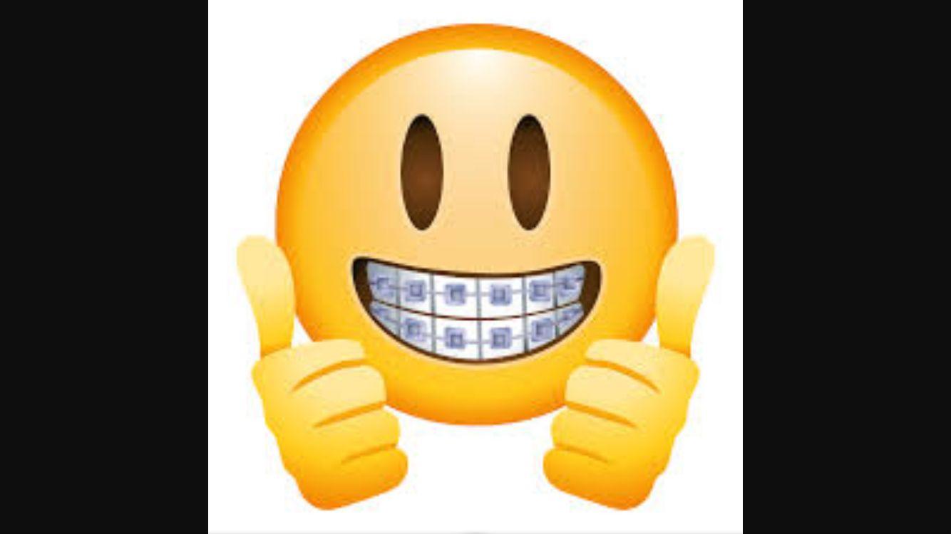 Braces Emoji I Have Braces Emoji Emoji Christmas Emoji Art