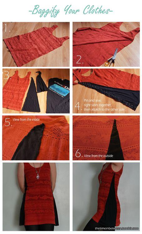 enges kleid reißverschluss tips