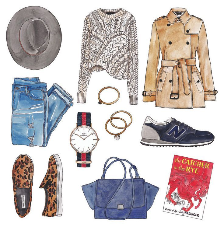 Fotos Aufhängen Kreativ : affordable art mode zeichnen modezeichnungen und mode ~ Watch28wear.com Haus und Dekorationen