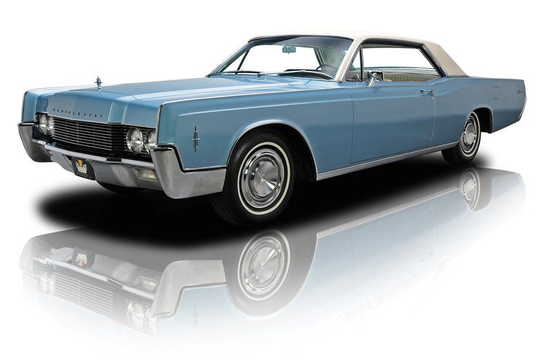 1966 Lincoln Continental For Sale Classic Car Ad From Collectioncar Com Lincoln Continental Lincoln Cars Classic Cars