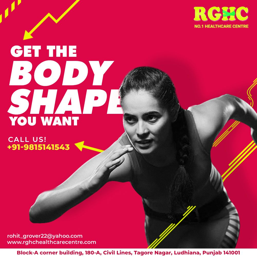 Looking for best FitnessCenter in Ludhiana, Punjab