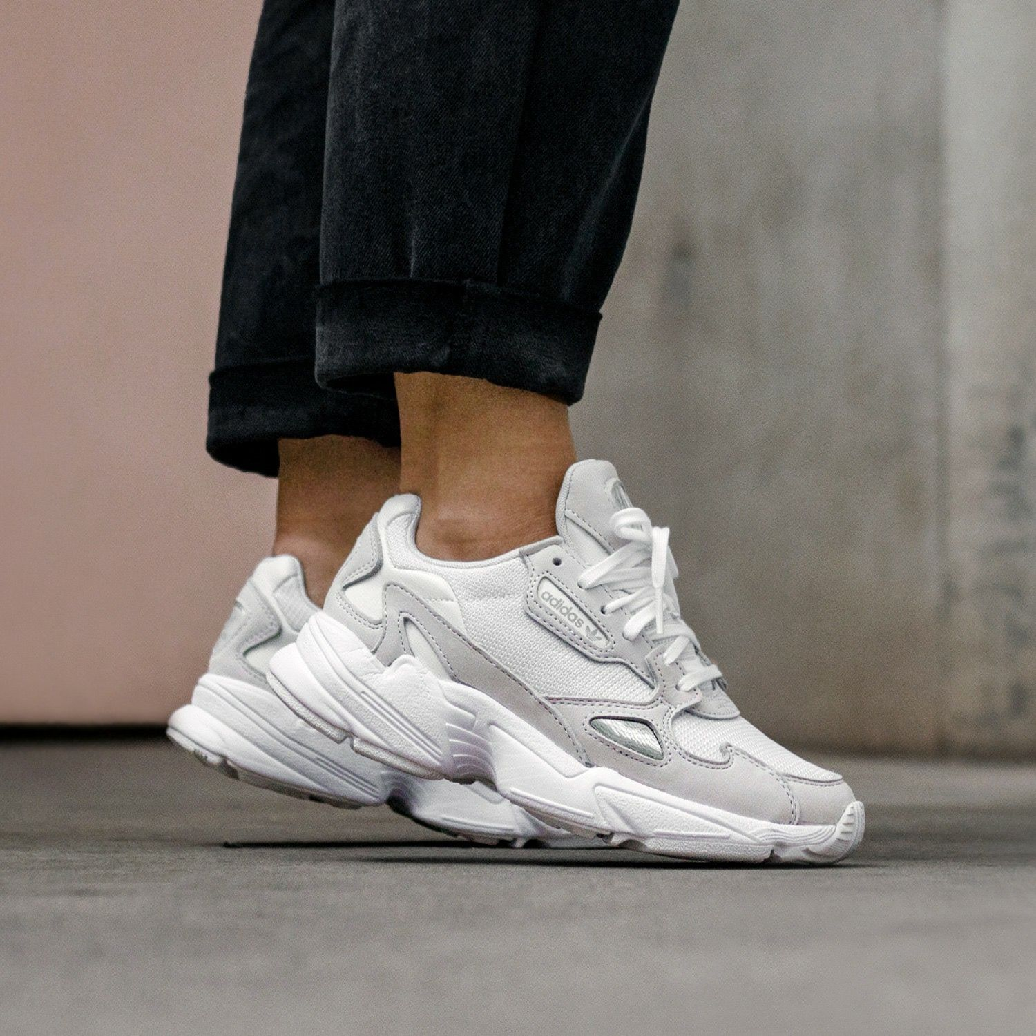 adidas Originals Falcon (With images) | Sneakers, Sneakers ...