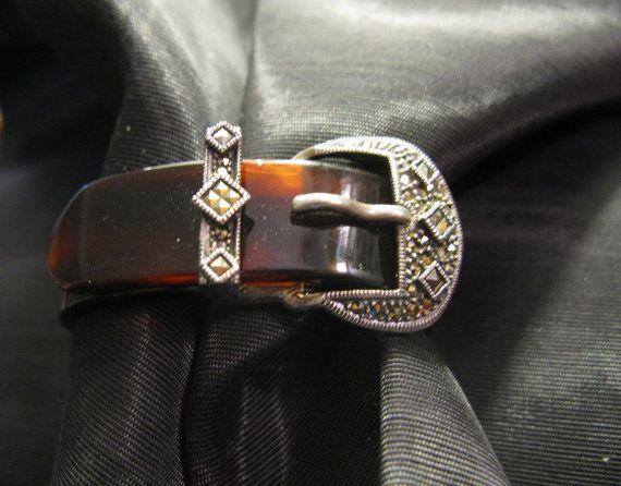 Marcasite Jewelry Designer Judith Jack by greenleafvintage1 Love