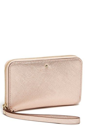 41239ad59e4 kate spade new york  cherry lane - louie  wristlet available at  Nordstrom   128