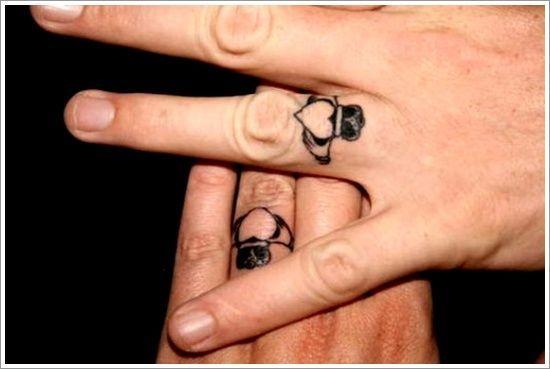 Claddaugh Ring Tattoo Irish Wedding Band Tattoo Ring Finger Tattoos Claddagh Ring Tattoo