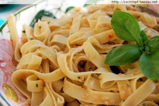 Pesto alla Trapanese by kochtopf, via Flickr